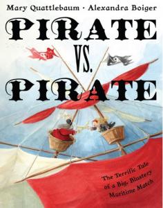 Pirate vs Pirate