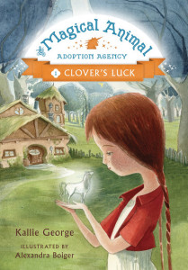 Magical Animal Adoption Agency | Clover's Luck