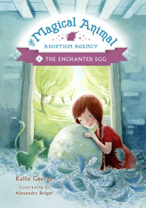 Magical Animal Adoption Agency | The Enchanted Egg
