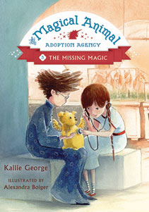 Magical Animal Adoption Agency | The Missing Magic