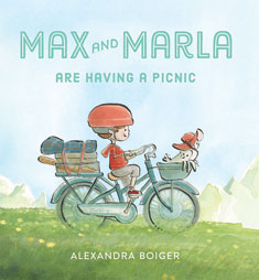 Max and Marla Picnic cover